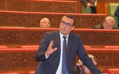برلماني يفجر فضيحة كبرى في وجه وزير الشغل والإدماج المهني