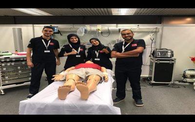 فريق طبي مغربي يفوز بالمرتبة الاولى عالميا في المحاكاة الطبية