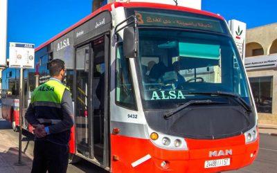 """""""ألزا"""" تتسلم رسميا اليوم مهام تدبير قطاع النقل بالبيضاء"""