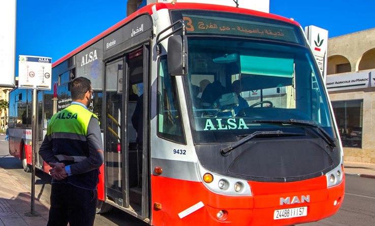 في هذا التاريخ ستبدأ الحافلات الجديدة الخدمة بالدار البيضاء