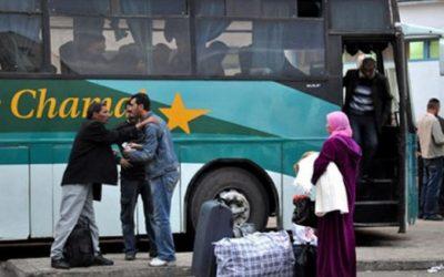 بوليف ينهي فوضى نقل المسافرين من خارج محطة المسافرين