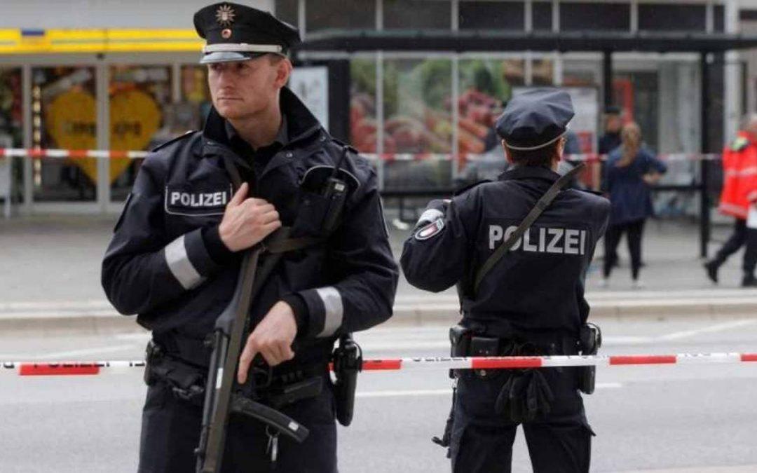 عاجل..مقتل عدة أشخاص بإطلاق نار بمحاذاة معبد يهودي في ألمانيا