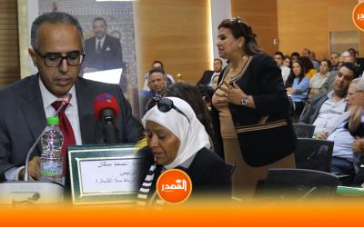 أمينة حروزة: عبد الصمد السكال تحايل على القانون ولن نقبل بإقصاء المعارضة بطريقة ديكتاتورية