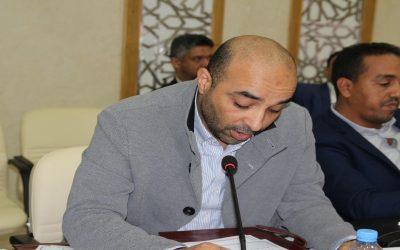 بعد خلاف طويل .. مصادر من  الحمامة : باهيا محمد سالم منسقا جهويا لجهة العيون