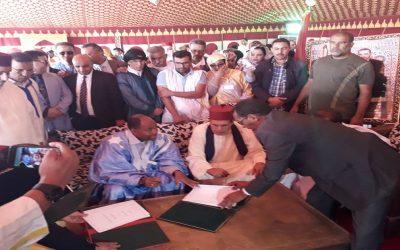 توقيع اتفاقية شراكة ثقافية بين المغرب وموريتانيا