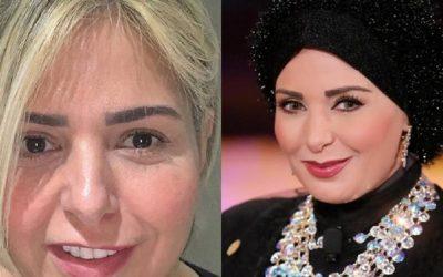 بعد حلا شيحة .. المصرية صابرين تثير الجدل بعد خلعها للحجاب