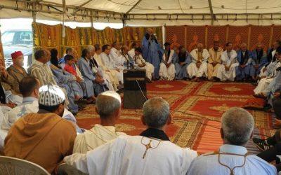 الاحتفال بعيد المولد النبي عادات  راسخة لذى المجتمع الصحراوي