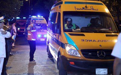 مقتل 3 رجال أمن في إطلاق للنار على أحد مخافر الشرطة بمصر