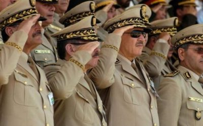 الجزائر..إنهاء مهام  مسؤول كبير في الجيش