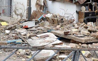 بني ملال..إصابة 4 مصلين في حادث سقوط سقف مسجد أثناء صلاة الجمعة