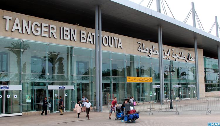 مطار طنجة ابن بطوطة الدولي يرتقي إلى المرتبة الرابعة كأهم معبر جوي بالمغرب