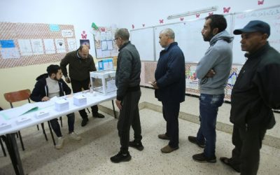 نتائج الانتخابات الجزائرية.. تندوف تتصدر نسبة المشاركة في الانتخابات