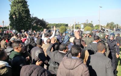 8 إصابات في صفوف موظفي وزارة التربية الوطنية حاملي الشهادات