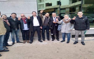 """القضاء ينتصر إستئنافيا لـ""""كودار"""" ضد """"بنشماش"""""""