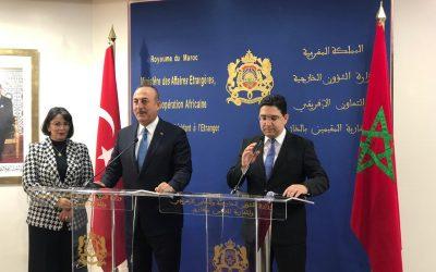 """تركيا تؤكد """"دعمها الكامل"""" للوحدة الترابية للمغرب"""