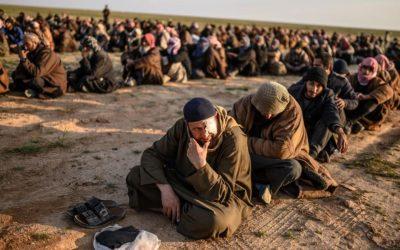 الأمن التركي يوقف 100 شخص بتهمة الانتماء لداعش بينهم مغربي