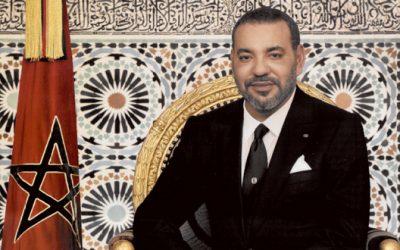 الملك محمد السادس يعزي أسرة المرحومة الفنانة فاطمة الركراكي