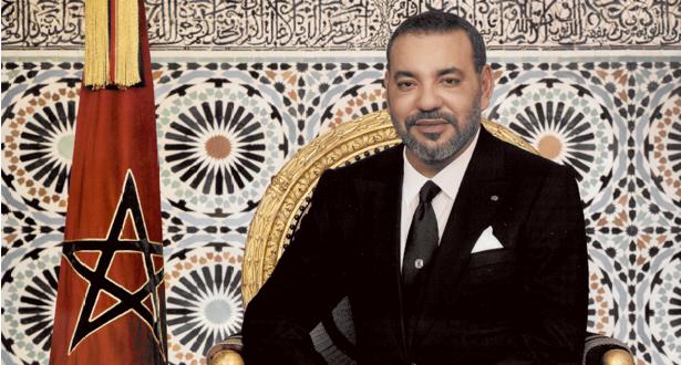 الملك محمد السادس يهنئ رئيس الكونغو بمناسبة اعادة انتخابه