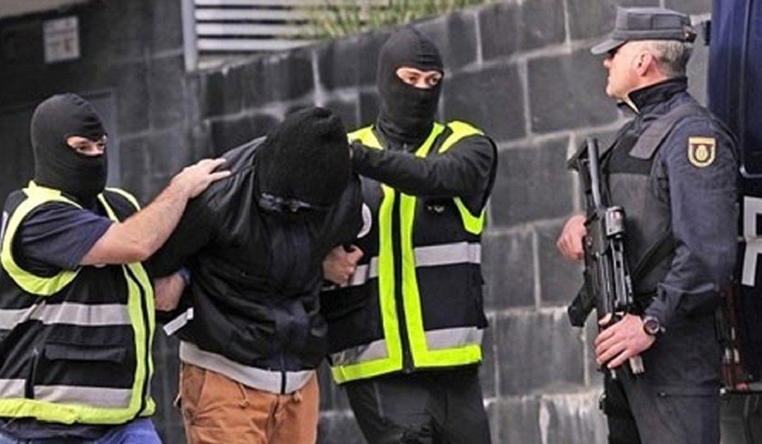 اعتقال مواطن مغربي بإسبانيا متورط في إشادته بالأعمال الإرهابية