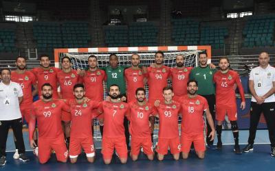المنتخب المغربي لكرة اليد يتأهل رسميا لمونديال مصر 2021