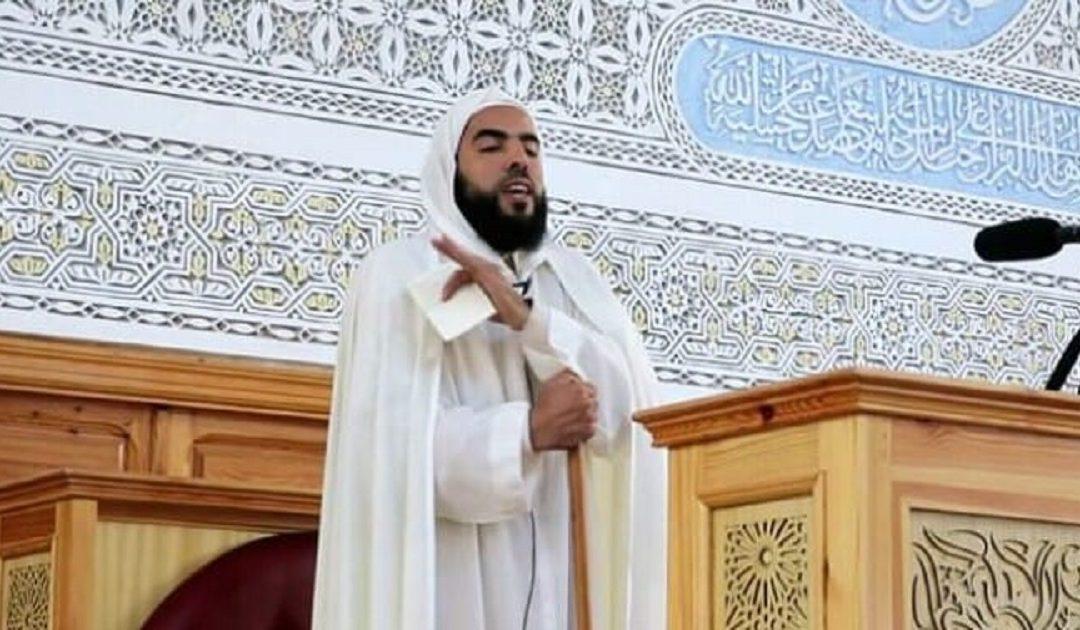 من جديد وزارة الأوقاف توقف خطيب جمعة بسبب تحريمه الإحتفال برأس السنة