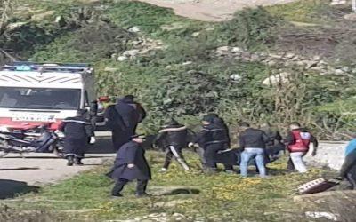 العثور على جثة شاب ملطخة بالدماء  يستنفر سلطات شفشاون