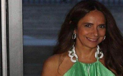 زينة عكر عدرا.. أول امرأة عربية وزيرة للدفاع في لبنان
