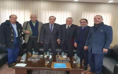 عبيابة يساند اللجنة التحضيرية للمؤتمر الاستثنائي لاتحاد كتاب المغرب