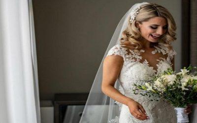 تعرفي على أبرز صيحات ماكياج وشعر عروس 2020