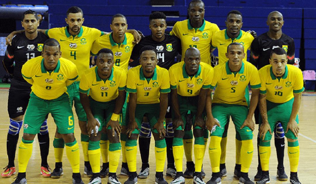 لهذا السبب.. جنوب إفريقيا تنسحب رسميا من نهائيات كأس إفريقيا لكرة القدم داخل القاعة بالعيون