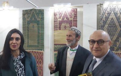 وزيرة السياحة في  المعرض الوطني للصناعة التقليدية بمراكش