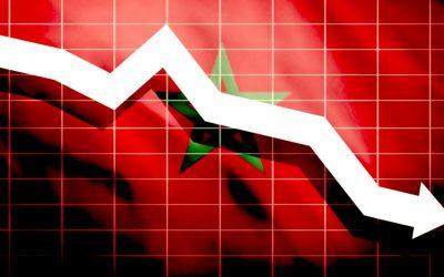 كورونا تنهك الإقتصاد الوطني وتدفع نحو إنخفاض النمو الاقتصادي الفصلي بـ 13,8%