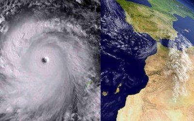 بعد مقتل العشرات..تحذيرات من وصول إعصار غلوريا إلى المغرب