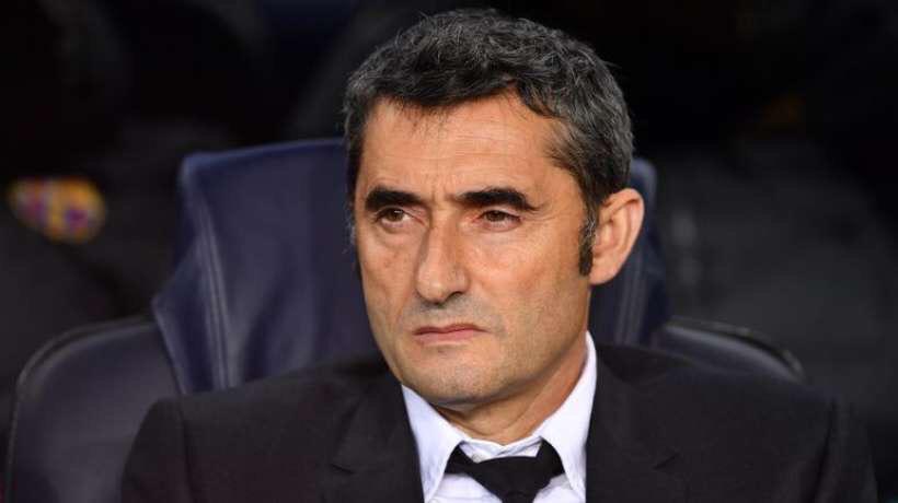 برشلونة يقيل رسميا فالفيردي ويعين سيتين خلفا له
