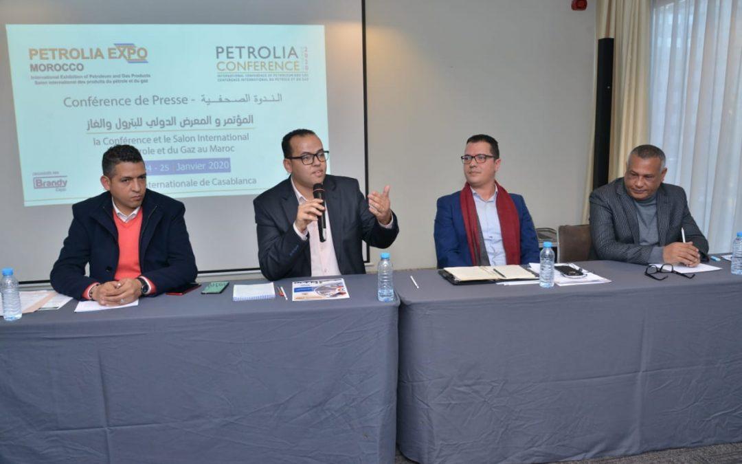 الدار البيضاء تحتضن النسخة الأولى للمؤتمر والمعرض الدولي للبترول والغاز