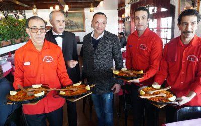 """""""Port de pêche"""" المطعم الرائد في المأكولات البحرية بالدار البيضاء"""