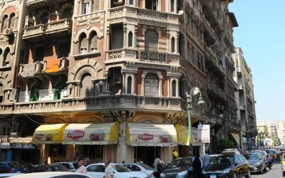 زلزال بقوة 5.3 درجة يضرب مدينة الإسكندرية المصرية