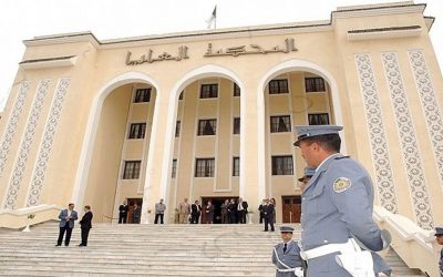 القضاء الجزائري يفرج عن أغنى رجل في البلاد +فيديو