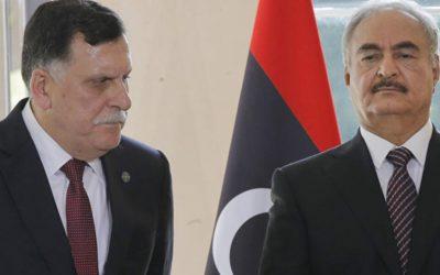 بوساطة روسية تركية الفرقاء الليبيون يتباحثون سبل إنهاء النزاع