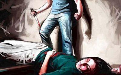 زوج يذبح شريكته ويحاول الإنتحار
