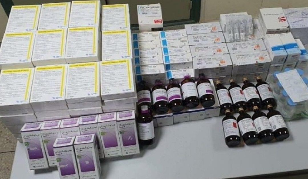 فاس: توقيف شخصين للاشتباه في تورطهما في اختلاس أدوية ومواد طبية عمومية