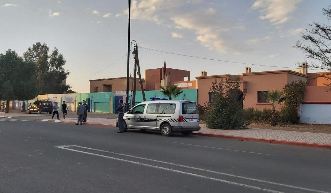 إعتقال أربعة شباب بأوريكة متهمين بإغتصاب تلميذتين بإعدادية الرازي بتحناوت