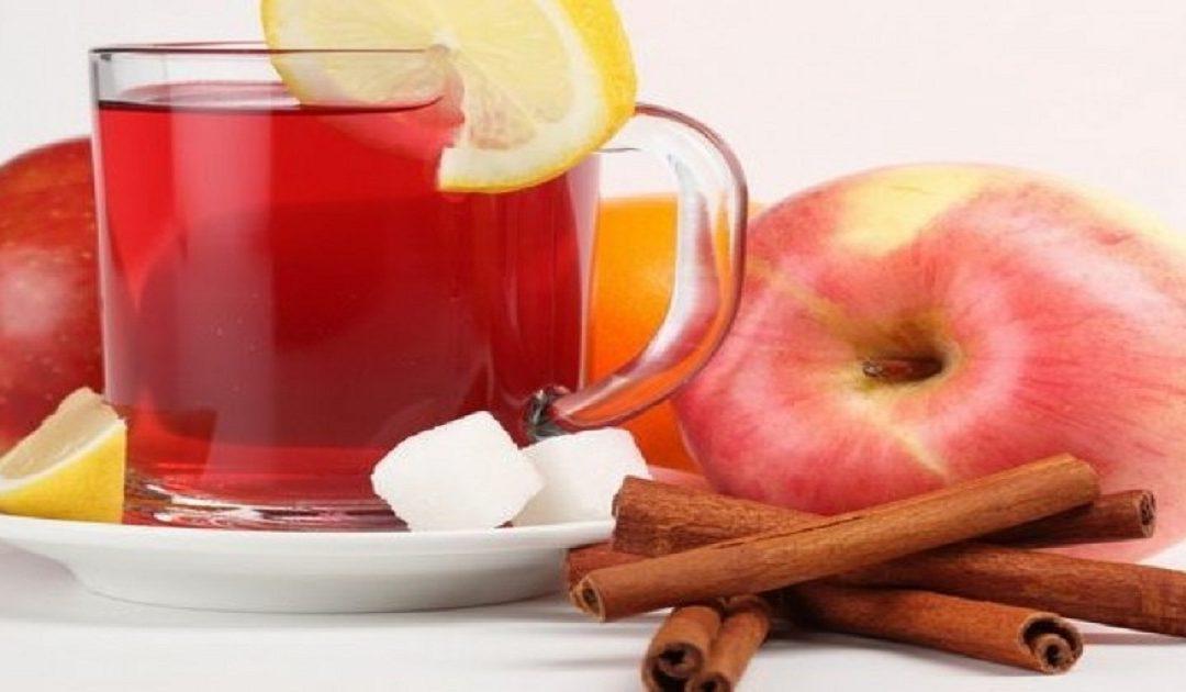 شرب الشاي وتناول التفاح يوميا يحميك من الإصابة بأمراض القلب والسرطان