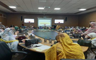 نساء الحركة الشعبية بالصحراء المغربية يناقشنّ الجهوية المتقدمة والنموذج التنموي الجديد