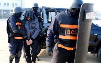 """توقيف العنصر 7 في الخلية الإرهابية """"الداعشية"""" التي كانت تخطط لأعمال إرهابية داخل المغرب"""