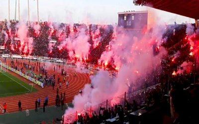 الجامعة الملكية المغربية لكرة القدم تعاقب جماهير الجيش الملكي بعقوبة ثقيلة