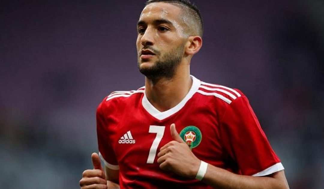 حكيم زياش ينتقل رسميا إلى الدوري الإنجليزي الممتاز لينضم إلى صلاح ومحرز