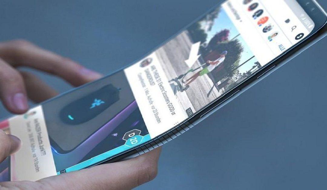 سامسونج تعرض هاتفا جديدا قابل للطي خلال حفل الأوسكار