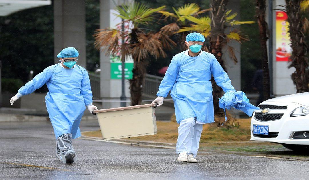إقليم هوبي الصيني يسجل 70 حالة وفاة في 5 فبراير