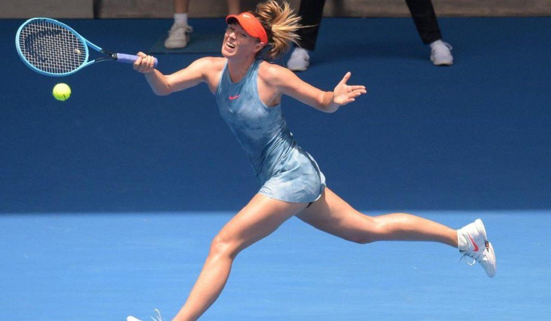 """ماريا شارابوفا تعلن رسميا اعتزالها """"التنس"""" بعد مسيرة رياضية حافلة بالإنجازات"""